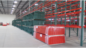 How to plan a layout for your warehouse racking system