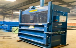 How Recycling Balers Work